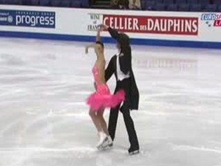 Ekaterina figure skating dance accident nipple slip
