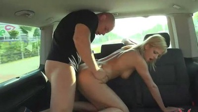 He picked up and fucked a nice young blonde