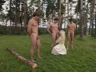 Russian nudists